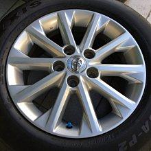 99新 豐田 CAMRY原廠 5孔114.3 16吋鋁圈含輪胎 AVALON INNOVA原廠