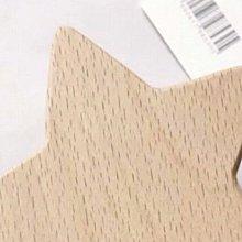 〝良谷原木〞訂製9*9厚3cm星星白色木塊下標賣場