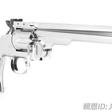 JHS((金和勝 生存遊戲專賣))銀色 WG 史密斯威森 Major3 美國中折式 CO2轉輪手槍 4262 免運費