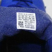 棒球天地--ADIDAS 愛迪達 棒壘球鞋.穿過一次.廉售..國外帶回.US 11.超漂亮款