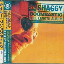 K - Shaggy - Boombastic - 日版 - NEW