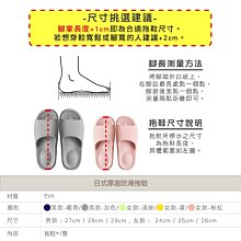 日式厚底防滑按摩拖鞋 台灣出貨 開立發票 防水防滑衛浴室內拖鞋 厚底室內鞋 男女室內靜音防滑地板鞋-輕居家8249
