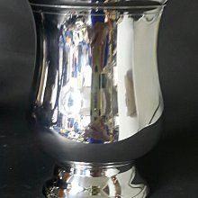 446高檔英國鍍銀茶杯Vintage Silverplate Ornate teamug(未使用過)13cm