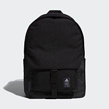 【RTG】ADIDAS TE BACKPACK 3D 後背包 黑色 拉鍊開口 小標 水壺袋 運動休閒 H30348