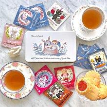 食 ◎ 2021新款 日本 山田詩子 Karel Capek 鐵盒 禮盒 經典 紅茶 10入 Tea Lover
