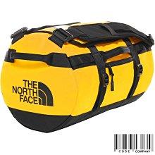 =CodE= THE NORTH FACE BASE CAMP DUFFEL 防水後背包/旅行袋(黃) NF0A3ETN