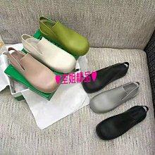 ♥空姐精品♥2021春夏新品 B*v 同款果凍鞋 休閒鞋 懶人鞋 雨鞋