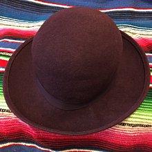 英國製 紫色紳士帽 小尺寸 女生可 非NEW YORK HAT OLD CROW