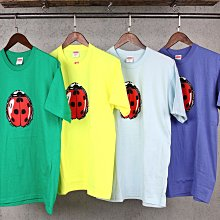 【HYDRA】Supreme Ladybug Tee Light 瓢蟲 昆蟲 短T 隱藏版【SUP217】