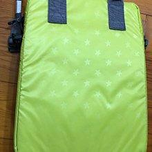 全新喜舖包/cipu包/下課後書包/國小安親包/手提包/側背包/黃綠色