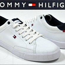 美國真特價2599 Tommy Hilfiger 白色休閒鞋 帆布鞋 布鞋 綁鞋帶10 12 10.5號愛Coach包包