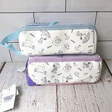 日本 史努比 洗衣服 提把 化妝包 筆袋 萬用包 鉛筆盒 收納包 收納袋 洗漱包 盥洗包 旅行出差 Snoopy 生日禮物