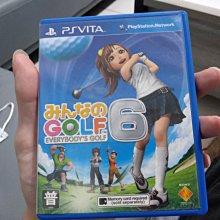 psv全民高爾夫6日文版
