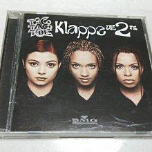 昀嫣音樂(CD144) TIC TAC TOE - Klappe Die 2te 保存如圖 售出不退