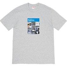 【紐約范特西】預購 SUPREME FW20 Verify Tee 照片tee 短袖tee