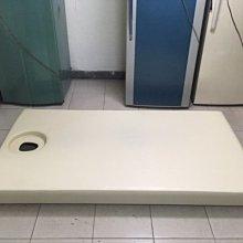 中古 二手 保存很新 3.5尺 有洞 和室 美容床 按摩床 指壓床 .. (東昇搬家,貨運,OA,廢棄物處理,倉儲寄放)