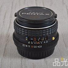 【品光攝影】Pentax 35mm F2.8 SMC PK口 定焦 #91773