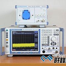 【阡鋒科技 專業二手儀器】R&S ESRP3 EMI Test Receiver 9kHz-3.6GHz+ENV-216