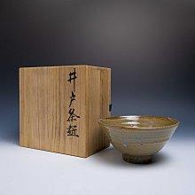 【吳苑】 小山喜平造 井戶 木盒附 茶碗 抹茶碗 日本 古美術 茶道具 花道具 香道具 炭道具 AN0209