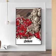 C - R - A - Z - Y - T - O - W - N 復仇者聯盟3薩諾斯Thanos海報掛畫鋼鐵人美國隊長掛畫人物掛畫marvel漫威英雄電影掛畫