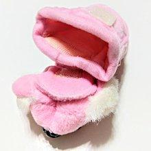 粉紅無尾熊絨毛玩偶手機袋