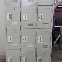 【 土城OA辦公家具】  全新12人置物櫃每個都有鎖 OA鐵櫃.製物櫃.內務櫃