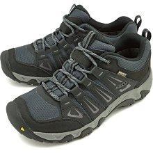 =CodE= KEEN OAKRIDGE WP 防水皮革戶外登山鞋(黑灰)1015313 靴子 WATERPROOF 男