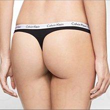 真品 CK內著 Calvin Klein 卡文克萊經典款LOGO性感棉質低腰三角丁字褲 S M L號 愛Coach包包