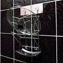 ☆成志金屬☆S-41-3T 免鑽孔強力無痕貼掛304不鏽鋼三層鍋蓋架,可放炒菜鍋大鍋蓋附集水盤,廚房收納好幫手