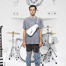 【WEEKEND】 C2H4 X NUMBER (N)INE 聯名 迷你 吉他 肩背包 斜背包 白色 18秋冬
