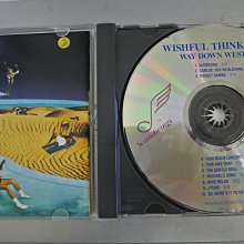 CD ~ WISHFUL THINKING ~ 1988 SOUNDWINGS SWD-2109 無IFPI