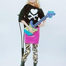 芭比 玩具 電吉他 搖滾 拍照 吉他 小布 莉卡 配件 家家酒
