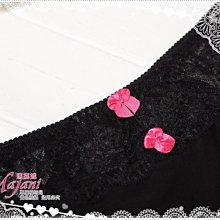 [瑪嘉妮Majani]日系中大尺碼- 歐美專櫃內褲  超美 中腰 加大尺碼 特價99元 pt-292