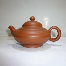 茶壺.紫砂壺.朱泥壺.手拉坯壺/早期紋線高升壺