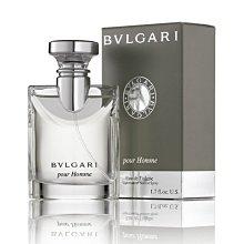 正品保證 現貨 BVLGARI Pour Homme 寶格麗 經典 大吉嶺茶 男性淡香水  100ml