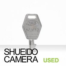 集英堂写真機【全國免運】中古美品 / 鏡頭鋁箱鑰匙 CANON MAMIYA 適用 9738