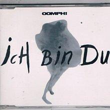 [鑫隆音樂]西洋單曲-OOMPH ! . ICH BIN DU {MA8-3} 全新/免競標