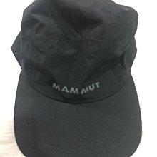 Mammut Baseball Cap GORE-TEX® 黑色