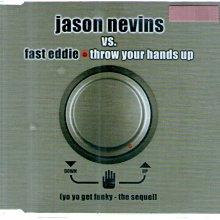/新尚/ JASON NEVINS VS FAST EDDIE(THROW YOUR HANDS UP)全新品-F12