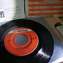 銘馨易拍重生網 107LP05 少見 早期 1978年  45RPM 日本 偶像 美女歌星團體 保存如圖 特價讓藏