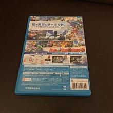 免運 WiiU【Mario Kart8 瑪莉歐賽車8】  日版日文 原版遊戲片 馬力歐 瑪利歐 wii u限定 Nintendo 任天堂 WiiU專用
