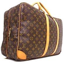 LOUIS VUITTON M41406 Monogram Sirius 50旅行包 波士頓包 旅行包 手提包 行李袋