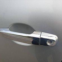【車王汽車精品百貨】三菱 Mitsubishi ZINGER 拉手貼  外拉手 把手保護貼