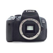 【台中青蘋果】Canon EOS 650D 單機身 二手 單眼相機 公司貨 快門次數約11,218 #65934