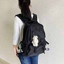 【里樂@ LeaThER】大容量防水尼龍多隔層後背包 工裝背包 書包 雙肩包 旅行包 行李袋 上學出國必備 788