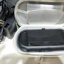 【PSV主機】1007型 VITA 主機 經典黑 3.7版本+螢幕保護貼+主機收納包【9成新】✪中古二手✪嘉義樂逗電玩館