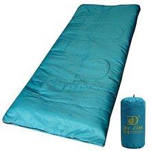*大營家人造纖維睡袋*DJ-3035加寬方型人造羽毛睡袋~戶外休閒居家露營外宿好伙伴