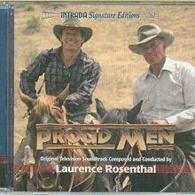 驕傲的人/戰痕 Proud Men /To Heal a Nation-Laurence Rosenthal,全新16