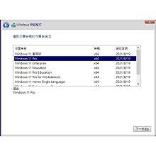 Windows11 繁中 正式版 Usb 重灌隨身碟 可繞過TPM檢測 舊設備可用。