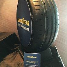 小李輪胎 GOOD YEAR 固特異 F1 SuperSport R 275-25-21 高性能賽街道胎特價供應歡迎詢價